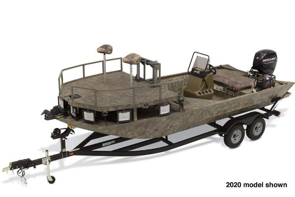 2021 Tracker Boats boat for sale, model of the boat is Grizzly 2072 CC Sportsman & Image # 2 of 5