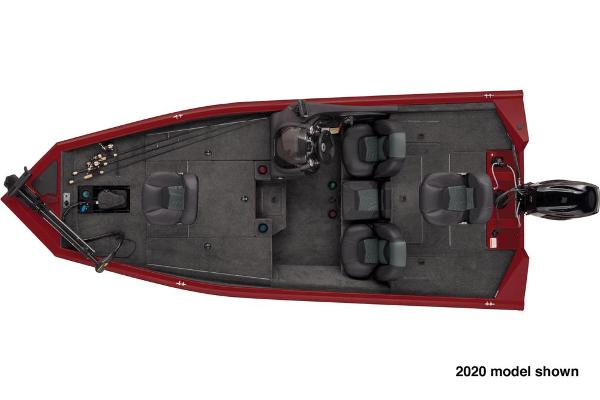 2021 Tracker Boats boat for sale, model of the boat is Pro Team 175 TXW & Image # 2 of 3