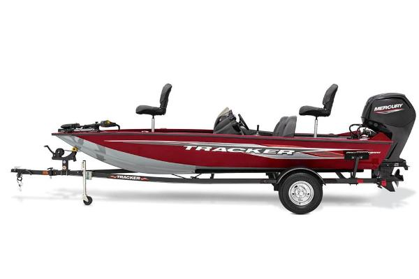 2021 Tracker Boats boat for sale, model of the boat is Pro Team 175 TXW & Image # 2 of 41