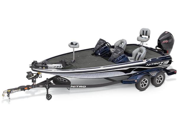 2021 Nitro boat for sale, model of the boat is Z19 & Image # 1 of 64