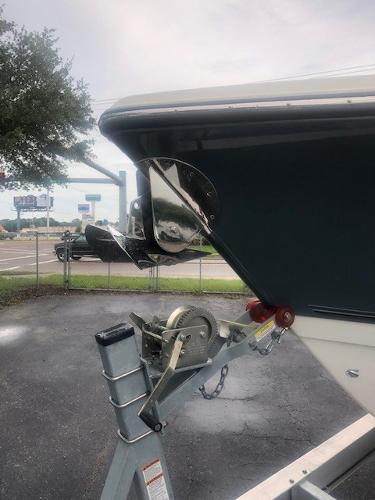2019 Mako boat for sale, model of the boat is 334 CC Family Edition & Image # 30 of 33