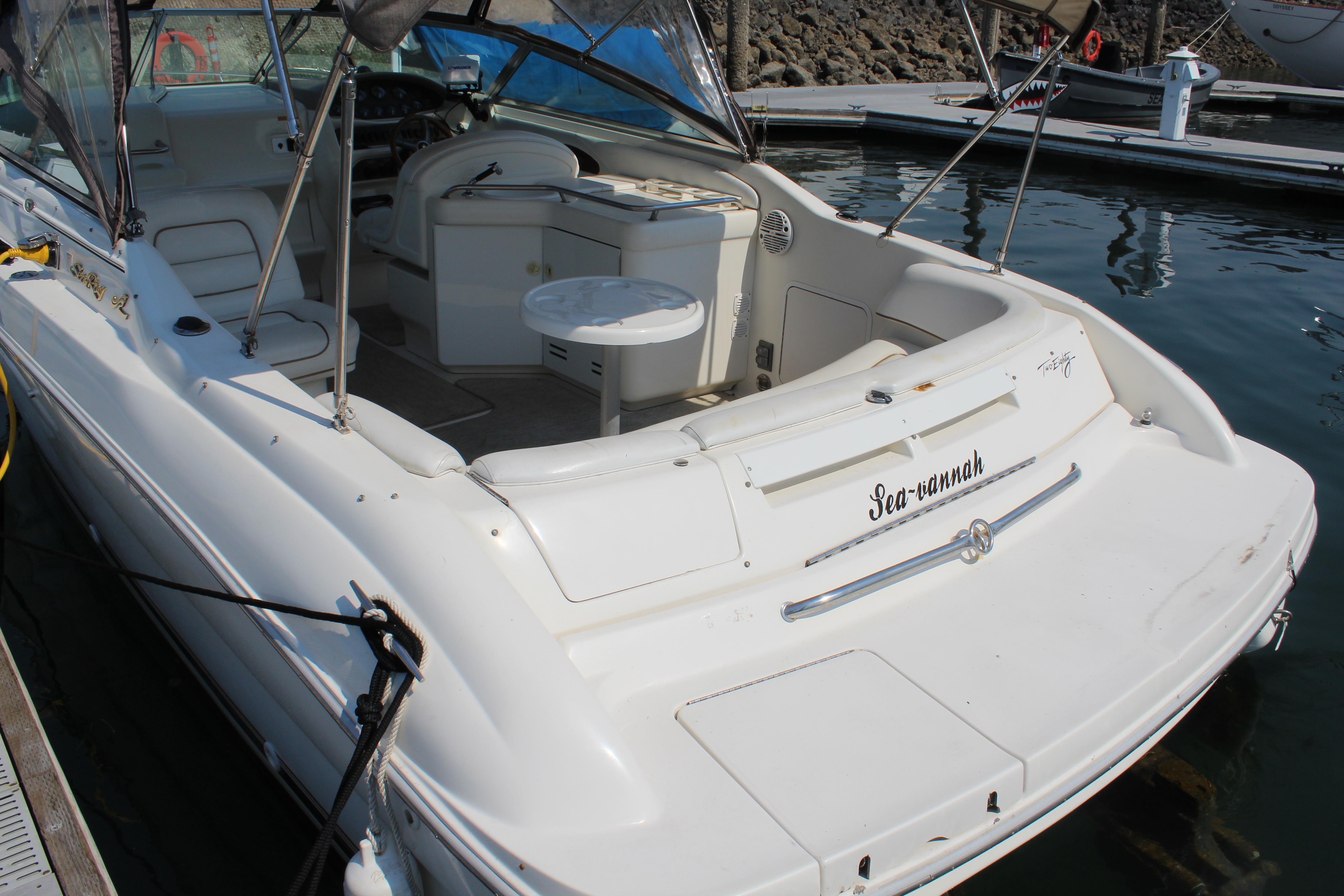 1996 Sea Ray 280 Sun Sport
