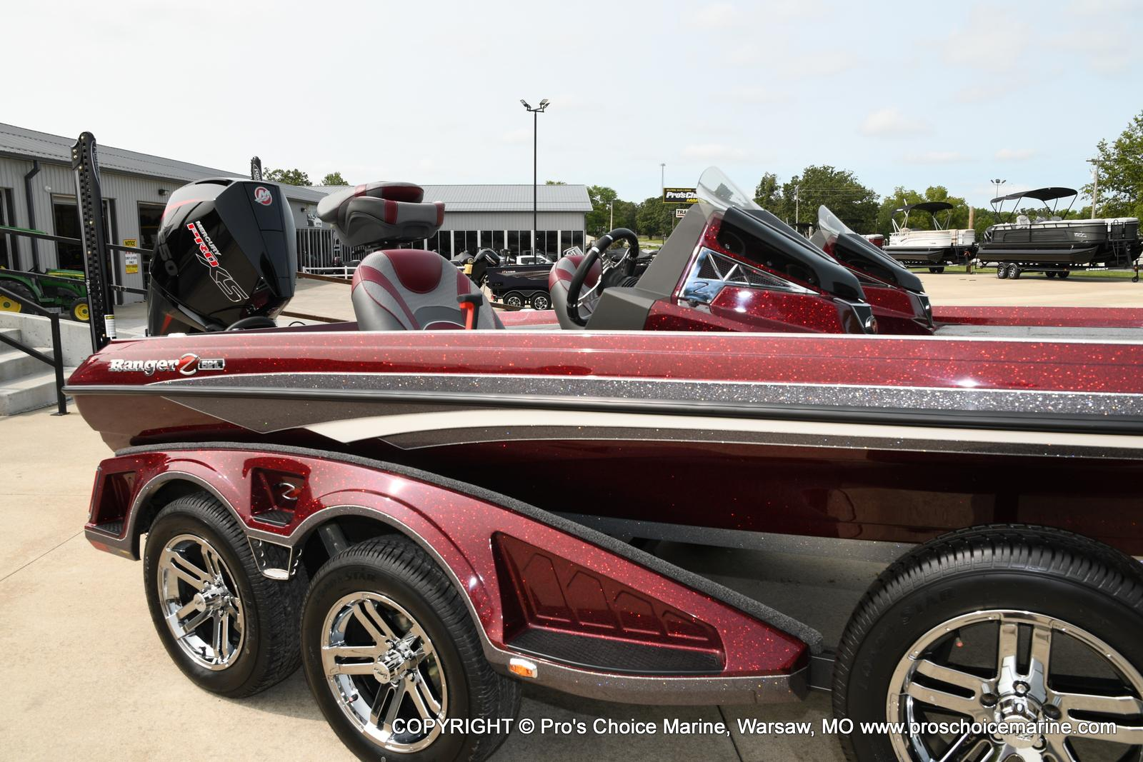 2021 Ranger Boats boat for sale, model of the boat is Z521L Cup Equipped DUAL CONSOLE & Image # 22 of 50