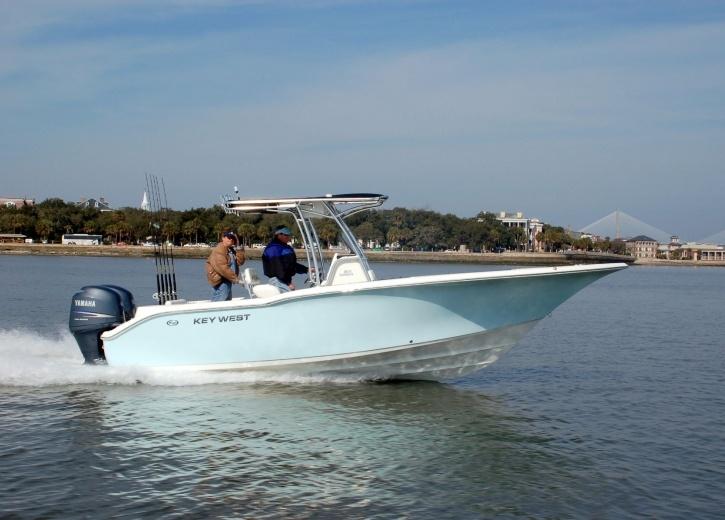 2022 Key West 244 CC