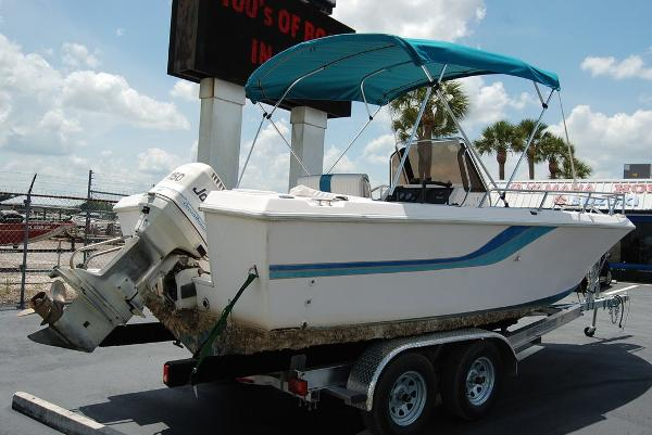 1994 Pro-Line boat for sale, model of the boat is 21 & Image # 3 of 11