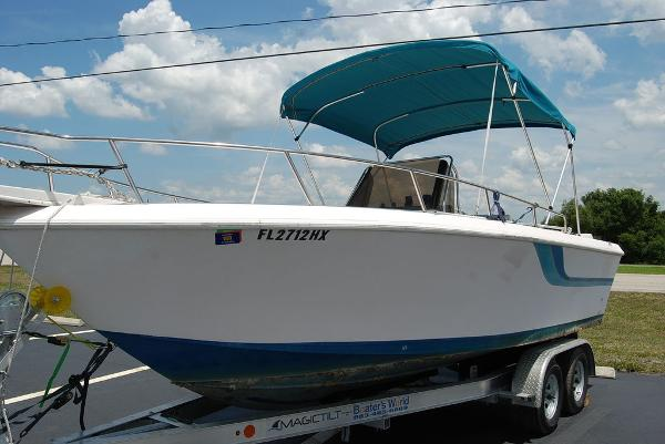 1994 Pro-Line boat for sale, model of the boat is 21 & Image # 5 of 11