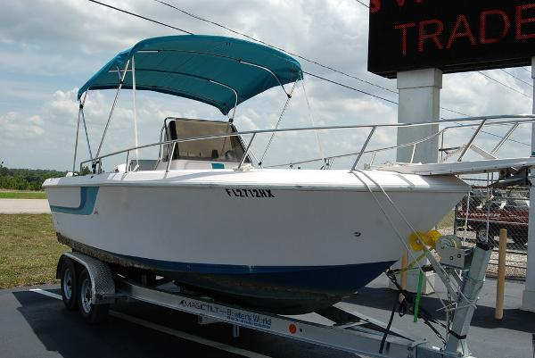 1994 Pro-Line boat for sale, model of the boat is 21 & Image # 6 of 11