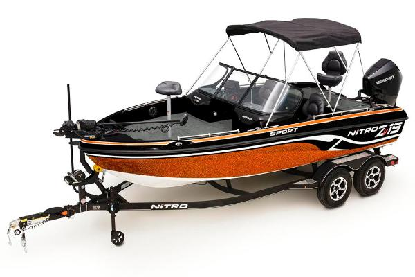 2021 Nitro boat for sale, model of the boat is ZV19 Sport Pro & Image # 1 of 15