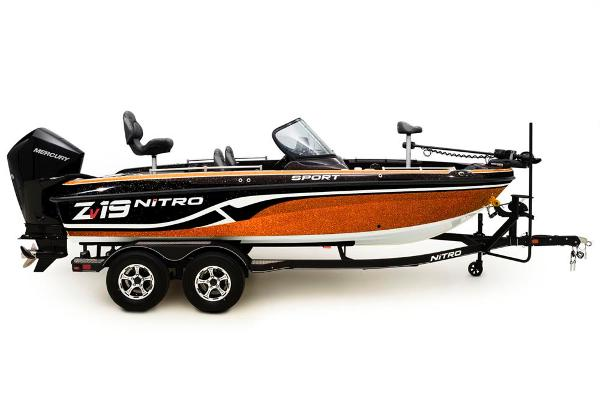 2021 Nitro boat for sale, model of the boat is ZV19 Sport Pro & Image # 2 of 15