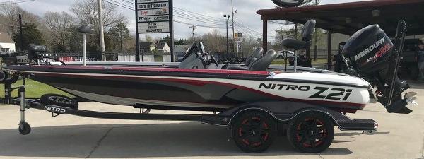 2016 Nitro boat for sale, model of the boat is Z21 & Image # 1 of 17