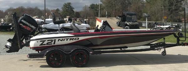 2016 Nitro boat for sale, model of the boat is Z21 & Image # 17 of 17