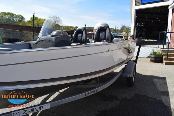 2021 Lund boat for sale, model of the boat is 1600 Alaskan SS & Image # 2 of 30