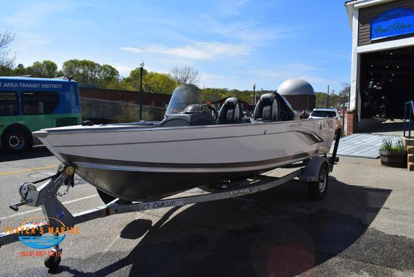 2021 Lund boat for sale, model of the boat is 1600 Alaskan SS & Image # 4 of 30