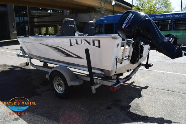 2021 Lund boat for sale, model of the boat is 1600 Alaskan SS & Image # 5 of 30