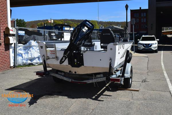 2021 Lund boat for sale, model of the boat is 1600 Alaskan SS & Image # 6 of 30