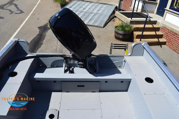 2021 Lund boat for sale, model of the boat is 1600 Alaskan SS & Image # 24 of 30