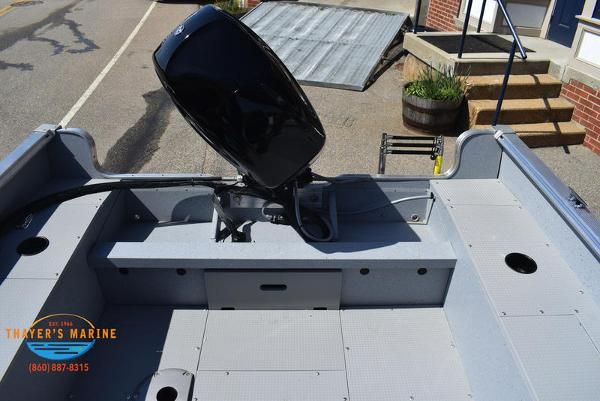 2021 Lund boat for sale, model of the boat is 1600 Alaskan SS & Image # 30 of 30