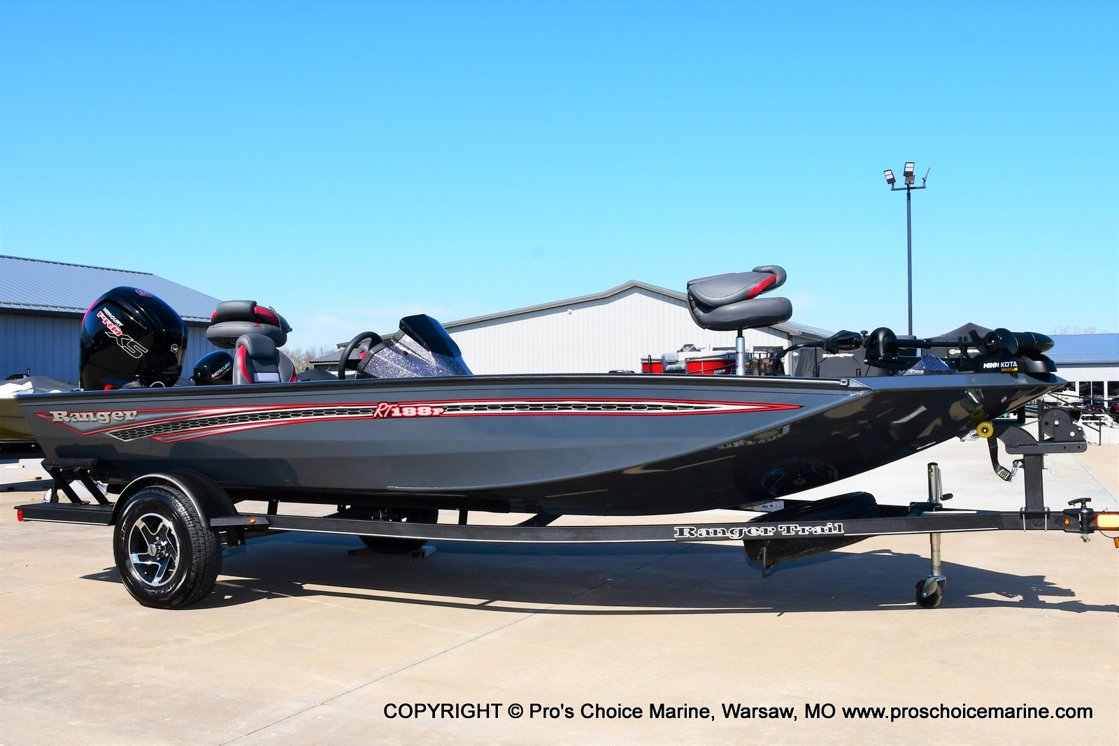 2021 Ranger Boats boat for sale, model of the boat is RT188P w/115HP Pro-XS Command Thrust & Image # 7 of 50