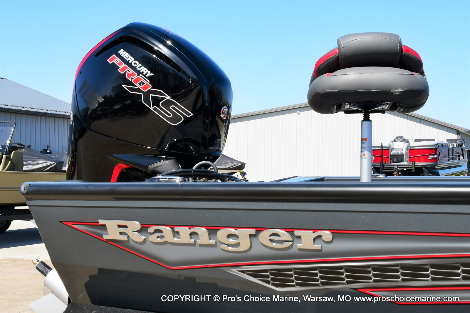 2021 Ranger Boats boat for sale, model of the boat is RT188P w/115HP Pro-XS Command Thrust & Image # 49 of 50