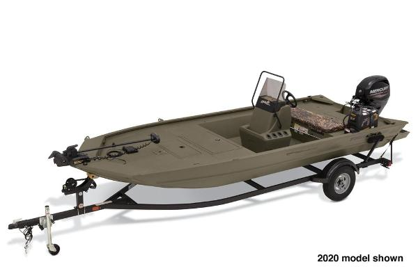2021 Tracker Boats boat for sale, model of the boat is Grizzly 1860 CC Sportsman & Image # 1 of 6