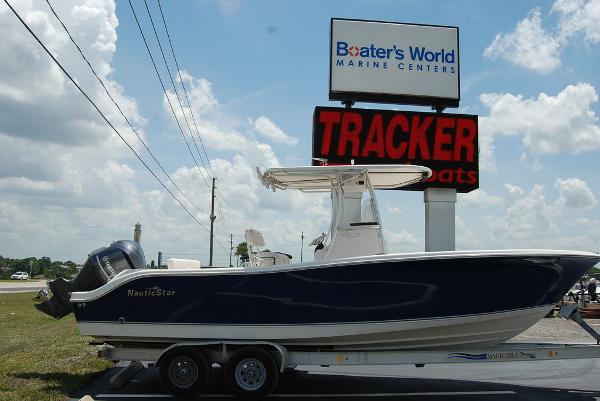 2011 Nautic Star boat for sale, model of the boat is XS2500 & Image # 1 of 13