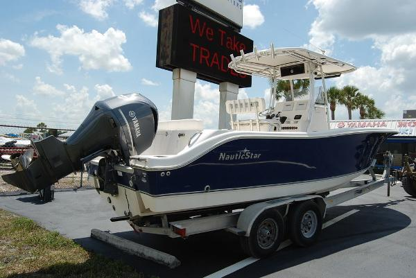 2011 Nautic Star boat for sale, model of the boat is XS2500 & Image # 3 of 13
