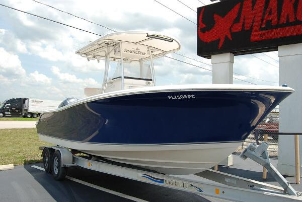 2011 Nautic Star boat for sale, model of the boat is XS2500 & Image # 8 of 13