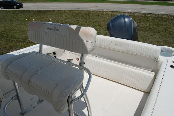 2011 Nautic Star boat for sale, model of the boat is XS2500 & Image # 10 of 13