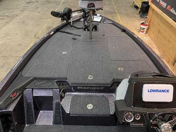 2021 Ranger Boats boat for sale, model of the boat is Z518 & Image # 4 of 11