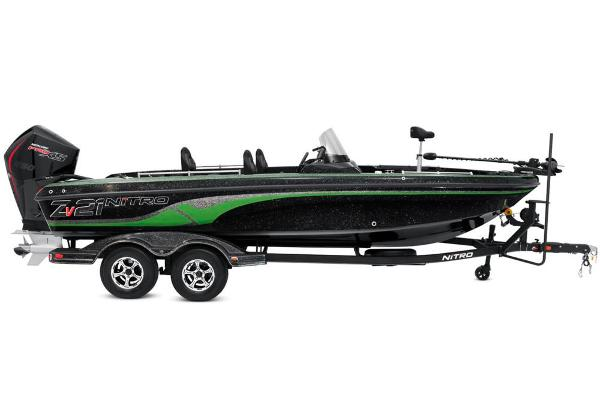 2020 Nitro boat for sale, model of the boat is ZV21 & Image # 3 of 49