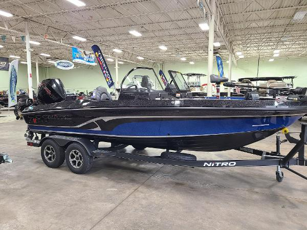 2021 Nitro boat for sale, model of the boat is ZV20 Pro & Image # 1 of 11