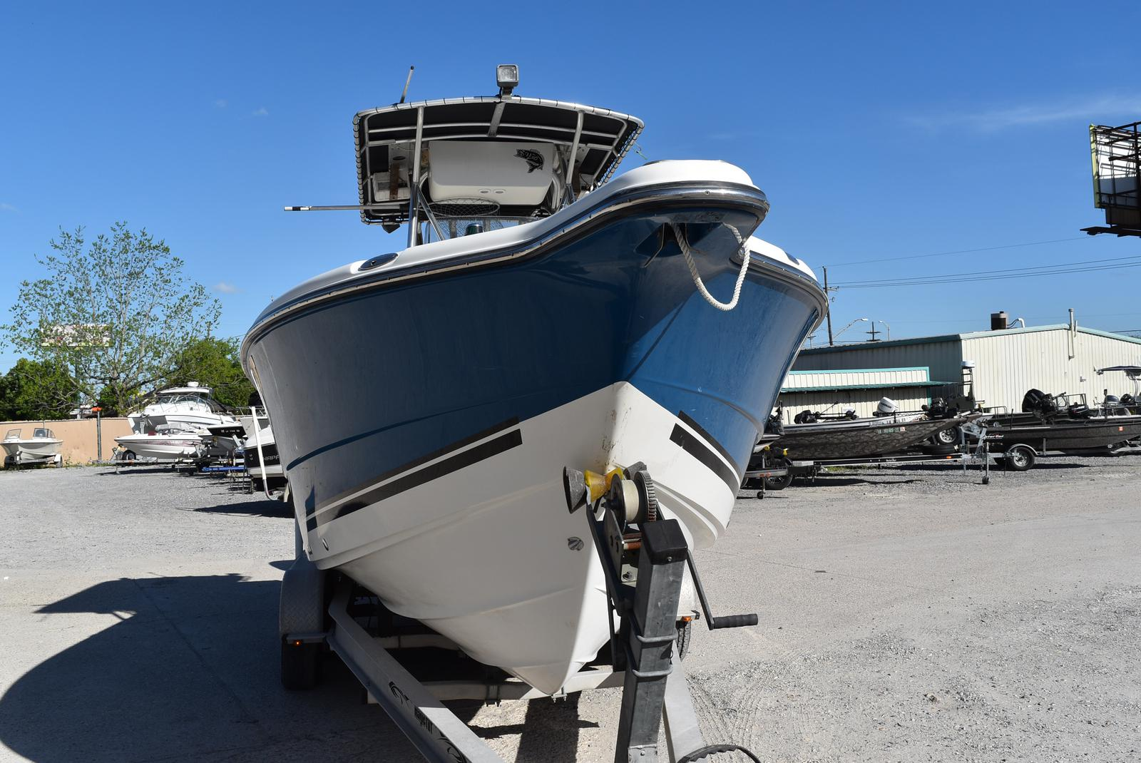 2006 Triton boat for sale, model of the boat is 2486 & Image # 19 of 24