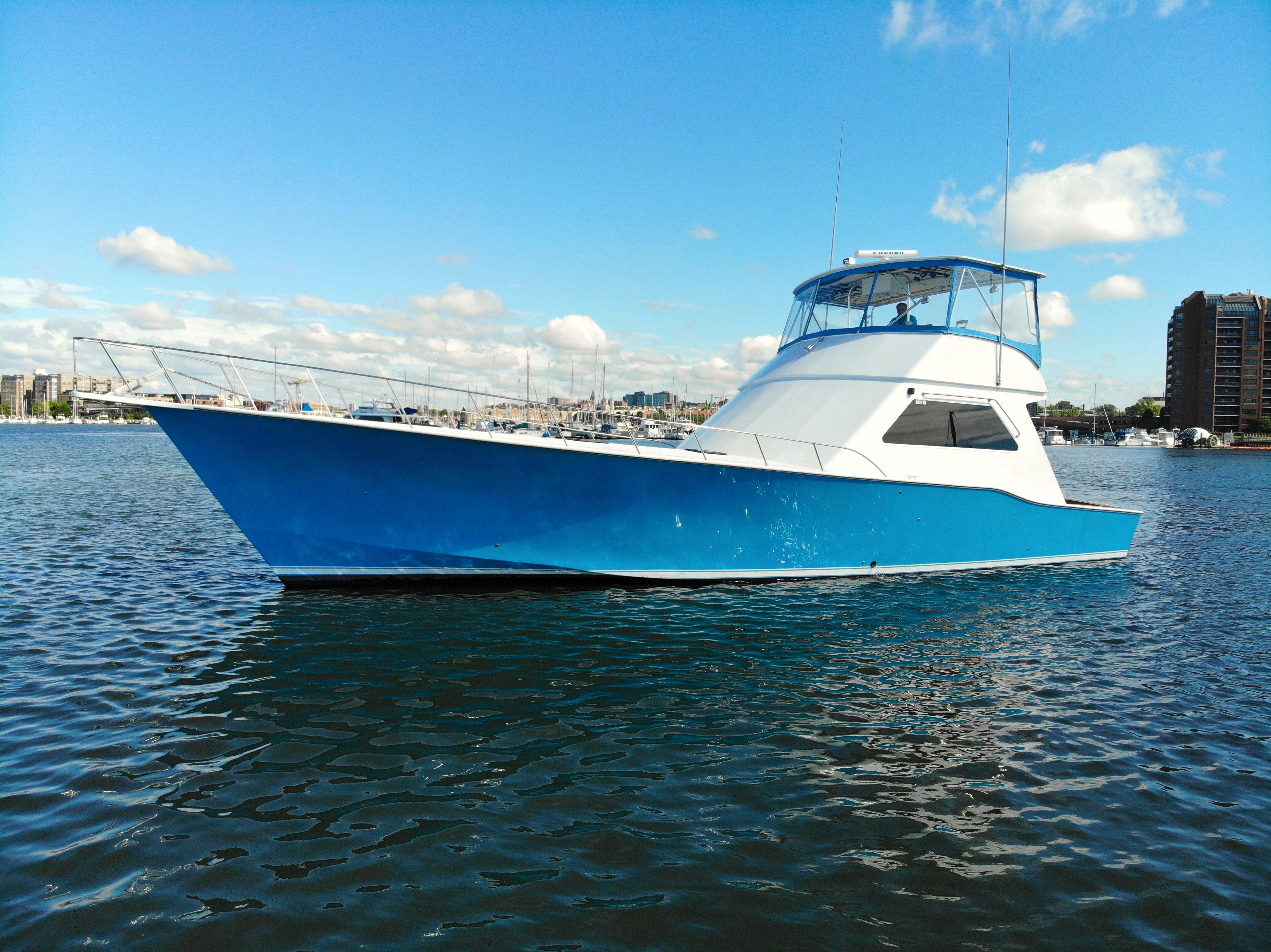 2004 Custom 58 Chesapeake Boats Inc.