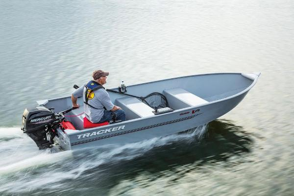 2019 Tracker Boats boat for sale, model of the boat is Guide V-14 Deep V & Image # 2 of 17