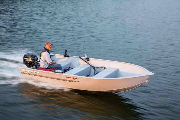 2019 Tracker Boats boat for sale, model of the boat is Guide V-14 Deep V & Image # 8 of 17