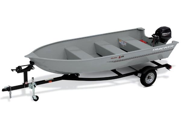 2019 Tracker Boats boat for sale, model of the boat is Guide V-14 Deep V & Image # 1 of 17