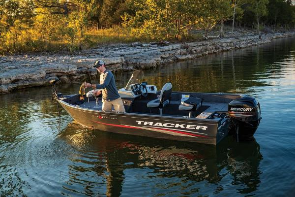 2019 Tracker Boats boat for sale, model of the boat is Pro Guide V-16 SC & Image # 2 of 36