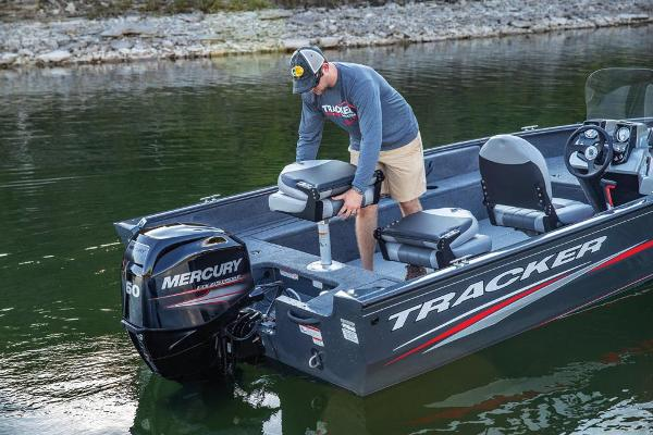 2019 Tracker Boats boat for sale, model of the boat is Pro Guide V-16 SC & Image # 32 of 36