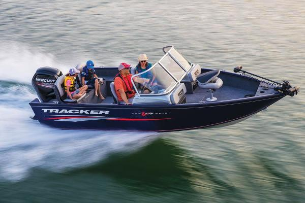 2019 Tracker Boats boat for sale, model of the boat is Pro Guide V-175 Combo & Image # 10 of 21