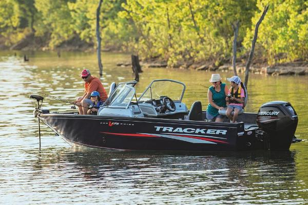 2019 Tracker Boats boat for sale, model of the boat is Pro Guide V-175 Combo & Image # 12 of 21