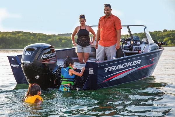 2019 Tracker Boats boat for sale, model of the boat is Pro Guide V-175 Combo & Image # 3 of 21