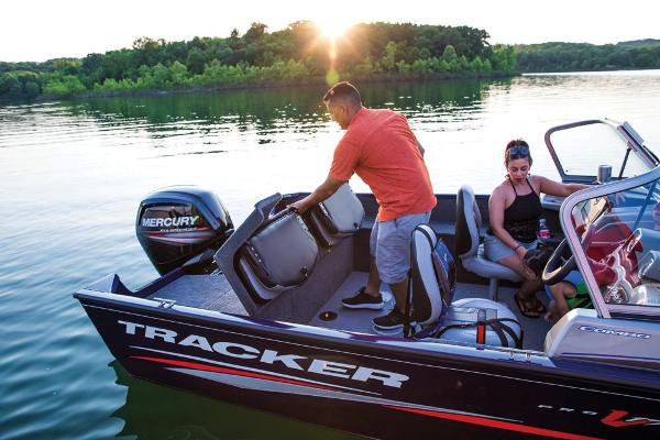 2019 Tracker Boats boat for sale, model of the boat is Pro Guide V-175 Combo & Image # 19 of 21