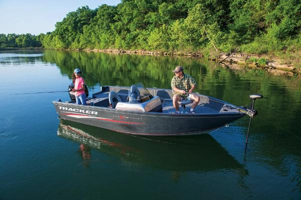 2019 Tracker Boats boat for sale, model of the boat is Pro Guide V-175 SC & Image # 3 of 16