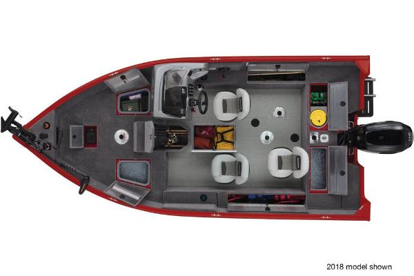 2019 Tracker Boats boat for sale, model of the boat is Pro Guide V-175 SC & Image # 16 of 16
