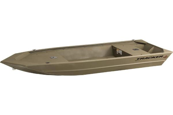 2018 Tracker Boats boat for sale, model of the boat is Grizzly 1648 Jon & Image # 1 of 13