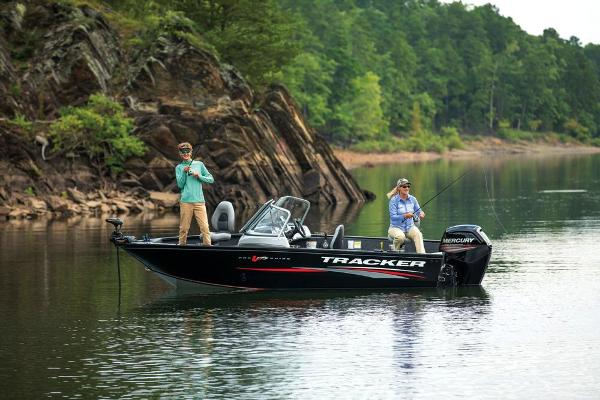 2019 Tracker Boats boat for sale, model of the boat is Pro Guide V-175 WT & Image # 5 of 20