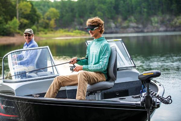 2019 Tracker Boats boat for sale, model of the boat is Pro Guide V-175 WT & Image # 13 of 20