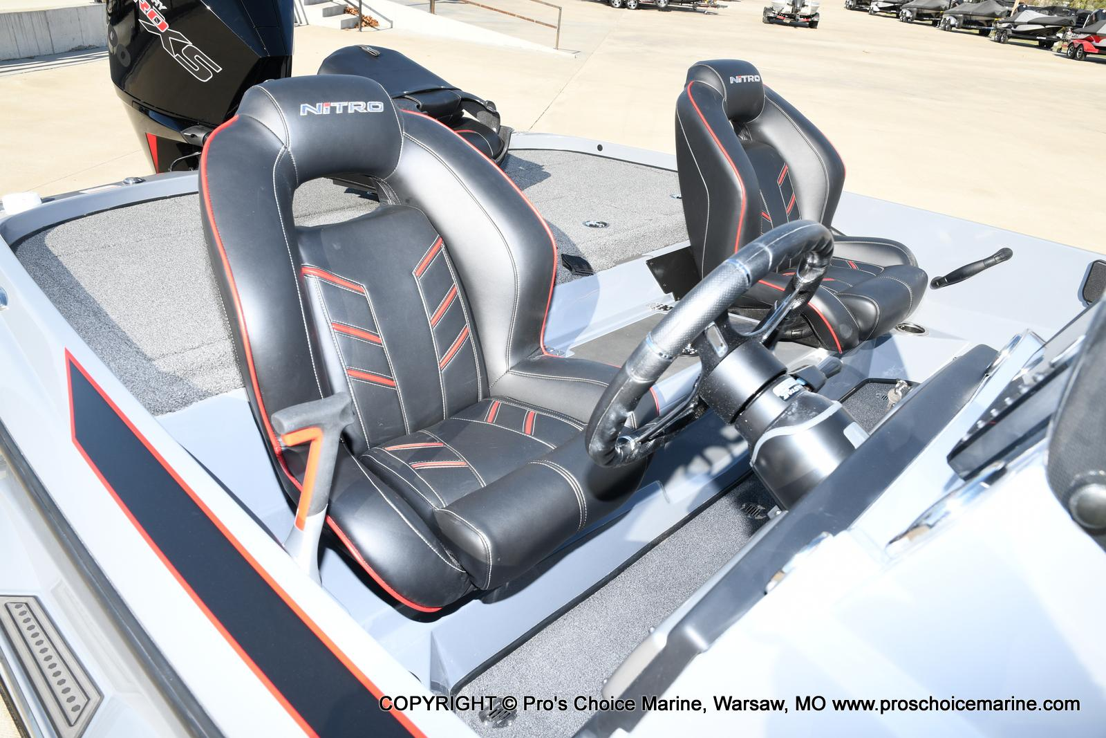 2021 Nitro boat for sale, model of the boat is Z19 pro package & Image # 32 of 50