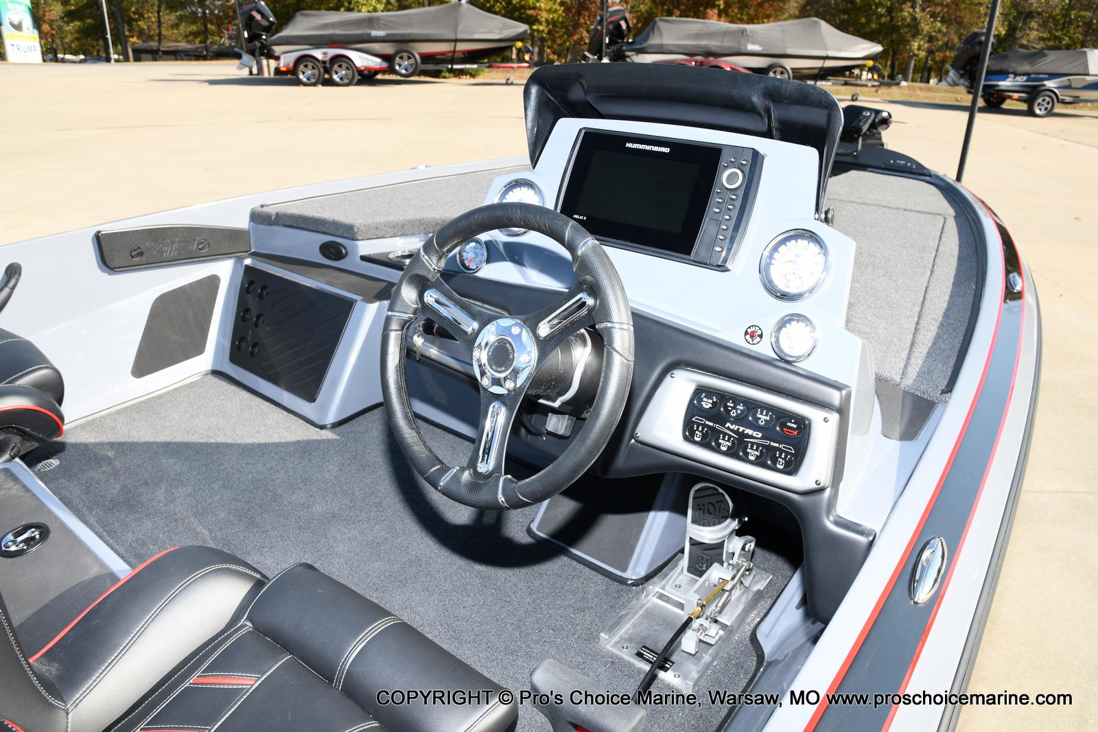 2021 Nitro boat for sale, model of the boat is Z19 pro package & Image # 6 of 50