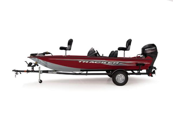 2019 Tracker Boats boat for sale, model of the boat is Pro Team 175 TXW & Image # 2 of 4